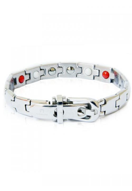 Gelang Kesehatan Maqnvm Lucky Stainless Bracelet