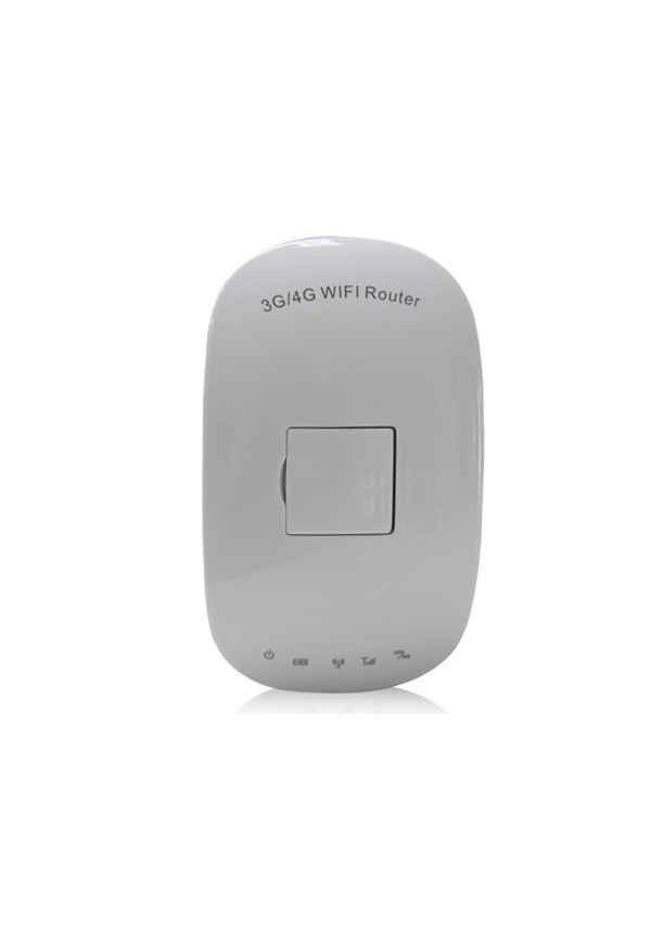 Router A8 3G/4G - WIFI Module - Putih