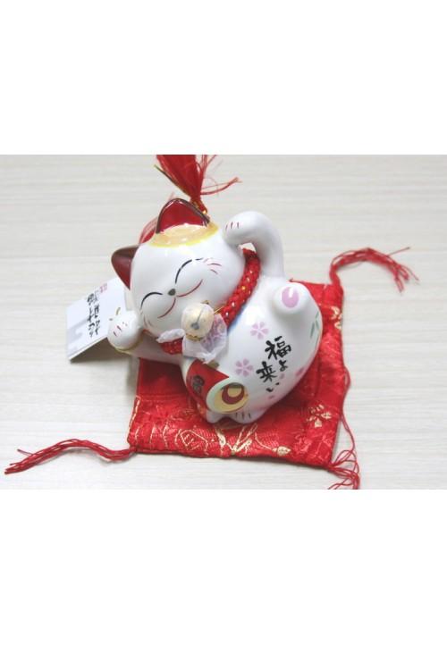 Lucky Cat / Maneki Neko / Kucing keberuntungan Versi 3