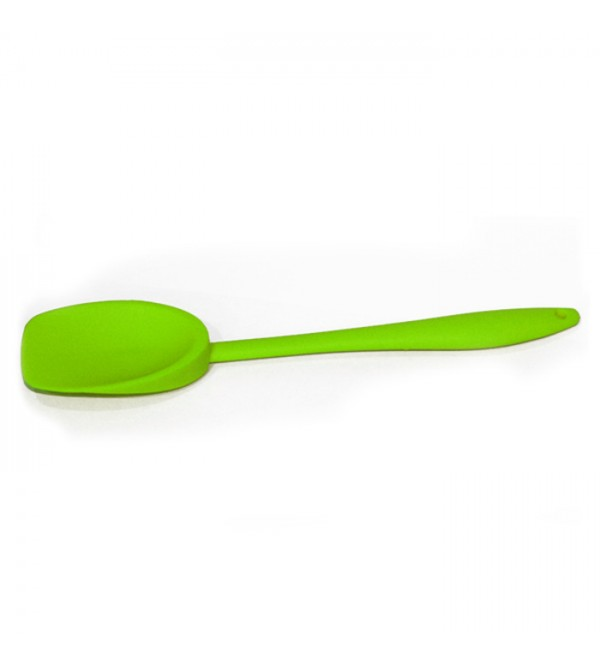 Sendok I-Kitchen Silicone Spoon - Green